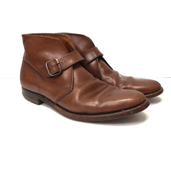 Vintage Florsheim boots 1960s mens dress shoes 9