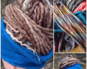 Dreadlock Headband Wide Dread Wrap