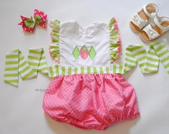 5a450bc8682 Strawberry shortcake birthday outfit