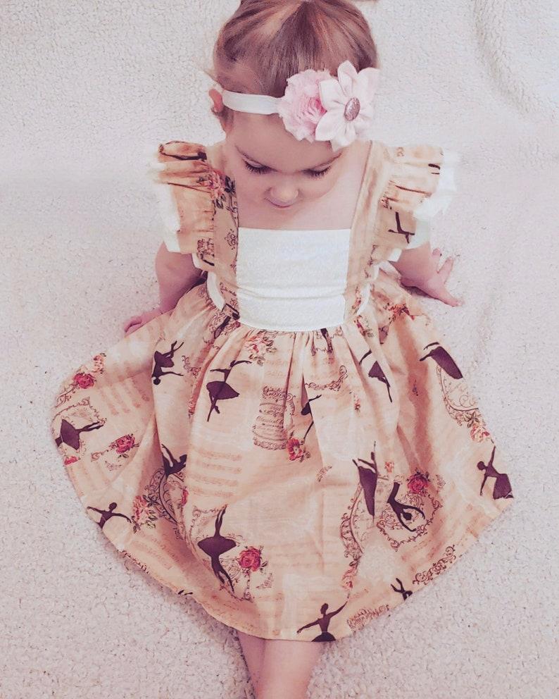 d668890a97f Ballet Dancer Dress Ballet Dress Dancer dress ballerina