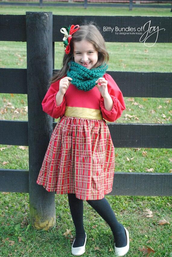 image 0 - Christmas Plaid Dress
