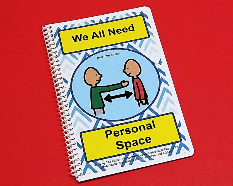 Personal Space  We All Need Personal Space  Autism Social image 0