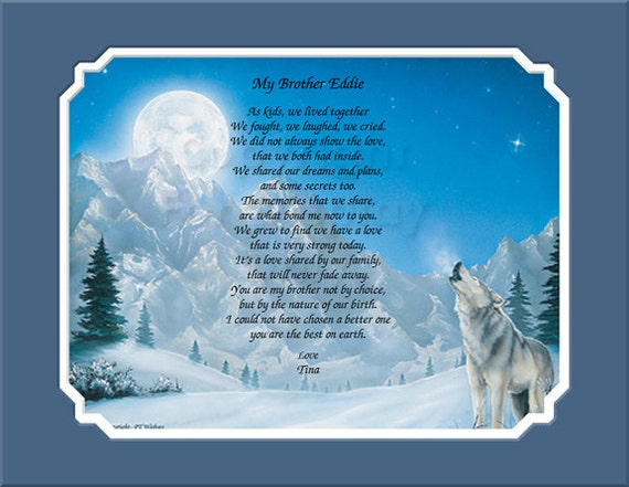 b2f906ea1119 BROTHER 4 Gifts and Keepsakes Request a custom order and