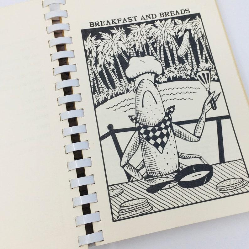 *U.S VIRGIN ISLANDS *CHARTER YACHT CHEFS RECIPES 1984 COOK BOOK *SHIP TO SHORE
