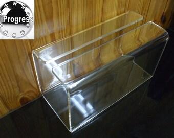 Kitchen Cabinet Drawer Dispenser Holder Stand Rack for Disposable Garbage Rubbish Trash Bags Roll