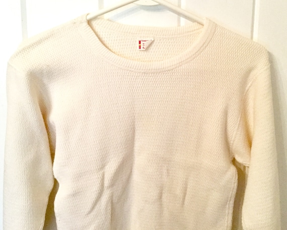 Vintage Towncraft Penneys thermal shirt