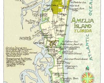 Amelia island   Etsy