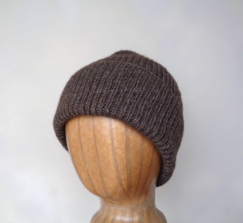 c69861695a7 Yak Fiber Hat Beanie Hat Watch Cap Luxury Knit Natural