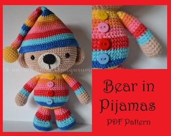 Bear in Pijamas