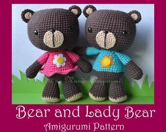 Bear and Lady Bear