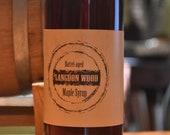 Barrel Aged Maple Syrup