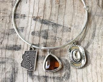Arizona bangle bracelets - U of A