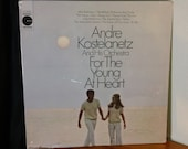 Andre Kostelanetz and his Orchestra - For The Young At Heart - LE 10068 - 12 quot vinyl lp, reissue (Columbia Limited Edition,197 ) Still Sealed
