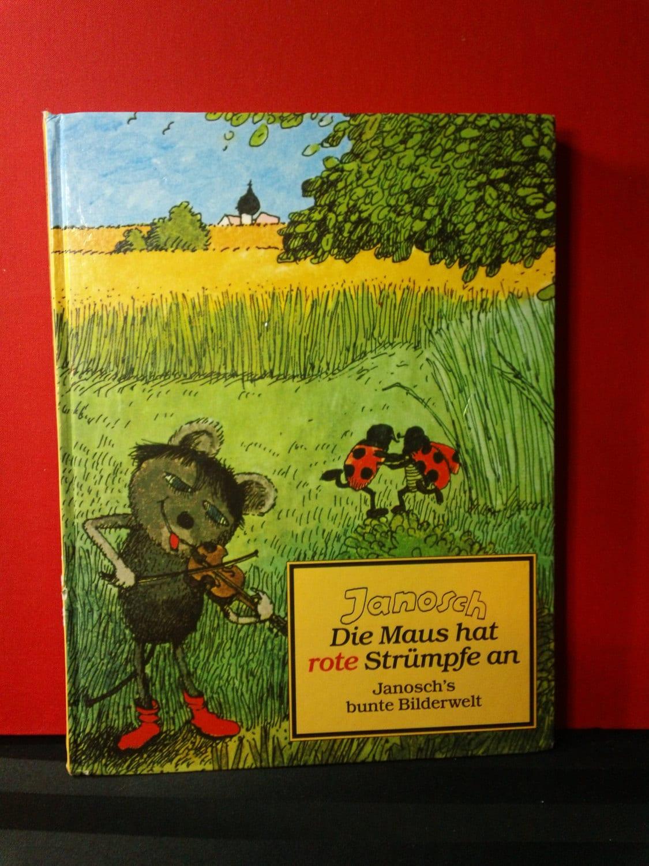 Die Maus Hat Rote Strümpfe An