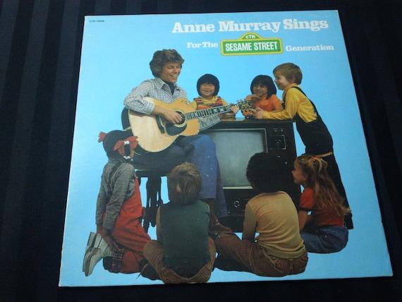 Anne Murray singt für die Sesamstraße-Generation CTW | Etsy