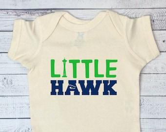 716c13f7f Seahawks Baby One piece