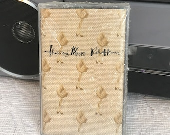 THROWING MUSES, Red Heaven, vintage cassette tape, music cassette
