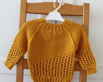 Knitting Raglan Baby Sweater Pattern Crossing Games Baby Sweater sizes 0-3 to 24 months toddler knit sweater pattern crew neck baby knitting