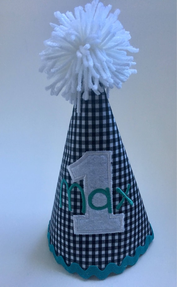 Party Hat Personalized Birthday Boutique