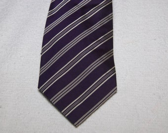 5fa0eede63 Vintage Ralph Lauren Purple Label Silk Tie