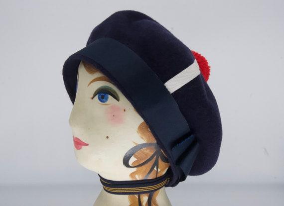 Wool Sailor Beret