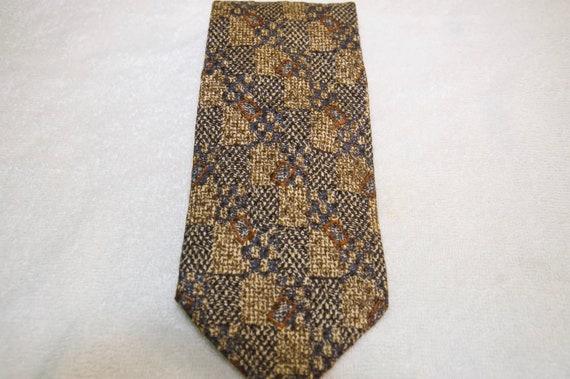 Vintage Ermenegildo Zegna Silk Tie by Etsy