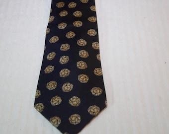Vintage Jim Thompson Thai Silk Tie