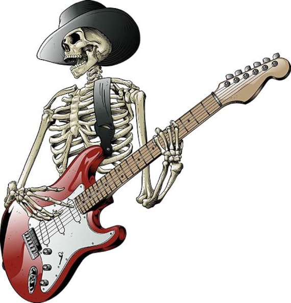 картинки скелета с микрофоном это просто