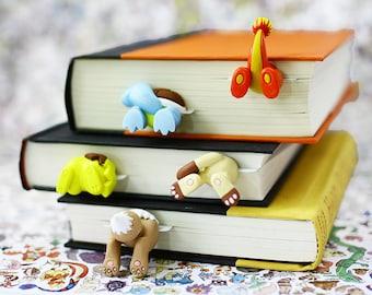 Pokemon GO bookmarks. Pokemon handmade and unusual gift for him, her, teen girl, boy, sister, brother, student, coworker stocking stuffer