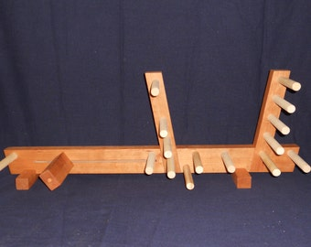 Cherry Inkle loom that's good for card and tablet weaving