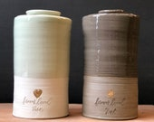 XL,  XXL one cremation urn. urn for human ashes