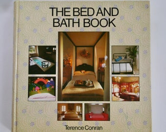 The Bed and Bath Book Terence Conran 1978 vintage interior decorating eclectic 1970s style modern design European house bedroom bathroom