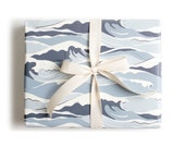 Wave Gift Wrap