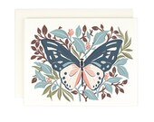 Butterfly No. 1--blank greeting card