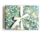 Verdant Garden Gift Wrap