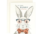 Some Bunny Special Card