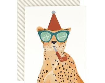 Party Animal - Birthday Card