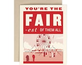 Fairest Of Them All - Greeting Card