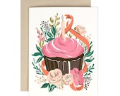 Cupcake Birthday Vol. 2 - Birthday Card