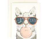 One Cool Cat Card