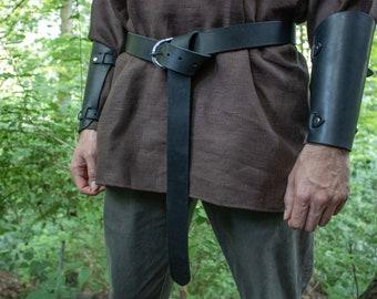 Medieval Leather Belt Renaissance Fair Celtic Viking belt | Etsy