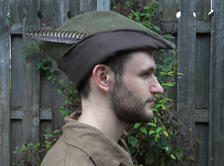 567bfe9ec09 Medieval Robin Hood Hat