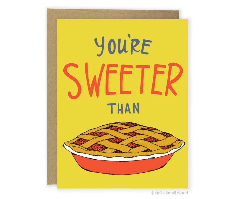 Funny Just Because Card Funny Thank You Card Pun Card Funny image 0