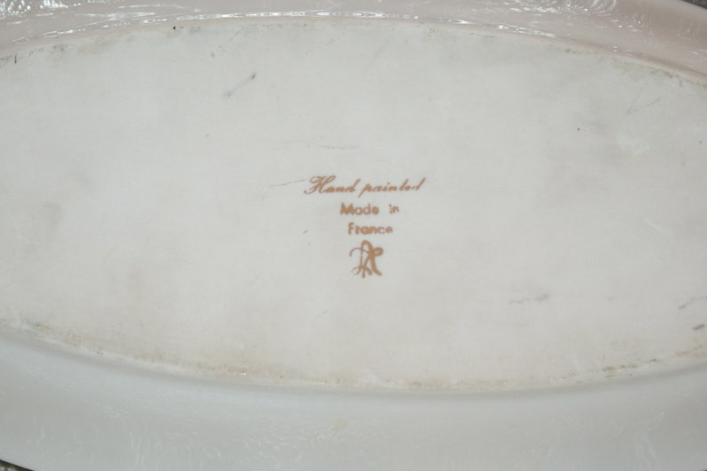 Vintage French Serving or Vegetable Dish