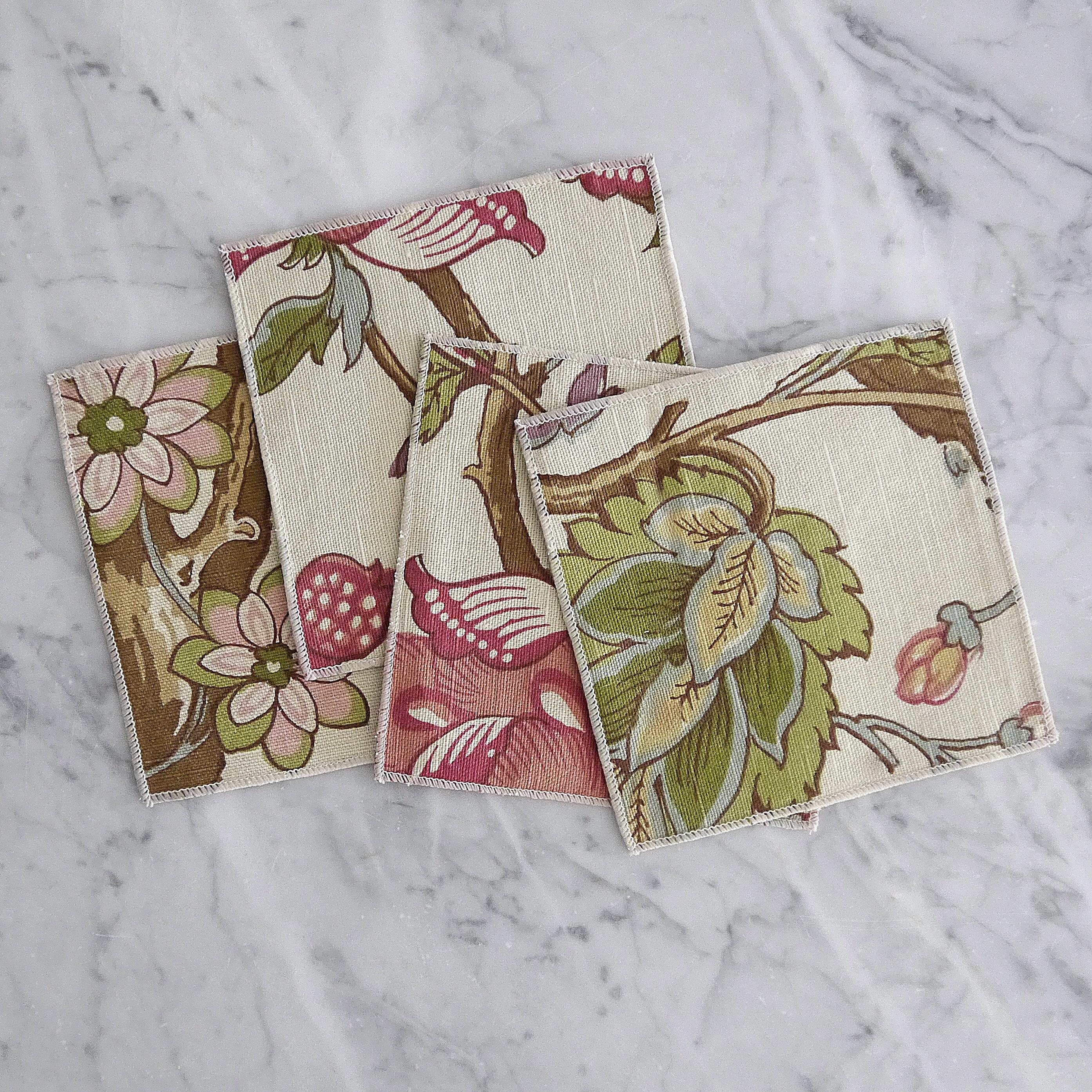 Patterned Cloth Napkins Cool Design Inspiration