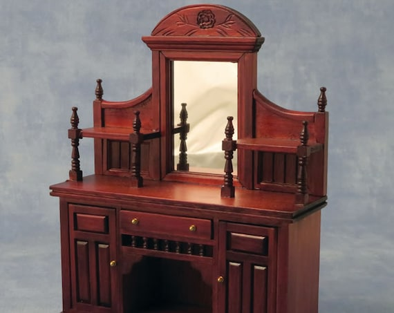 Dollhouse Miniature Furniture, French Sideboard, 1:12 scale