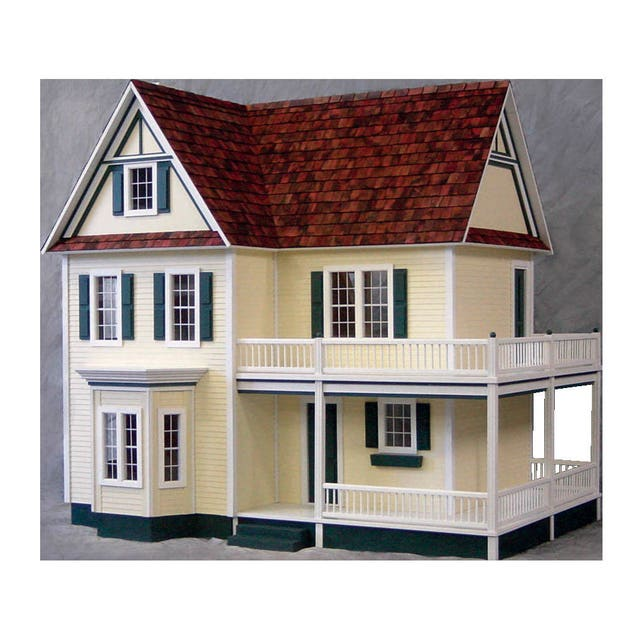 Scale One Inch Dorothy Victoria's Farmhouse Wooden