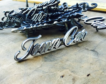 Lincoln Car Emblem Etsy