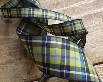 Cornish Tartan Ribbon