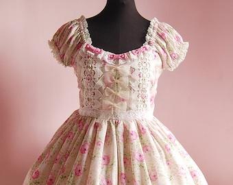 A Song For Flowers - Azalea Lolita Dress